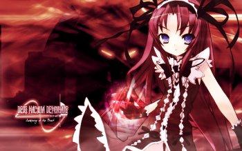 HD Quality Wallpaper | Collection: Anime, 350x219 Deus Machina Demonbane