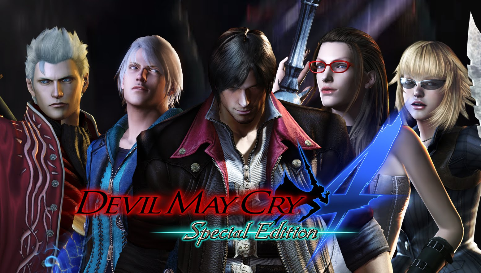Devil May Cry 4 Wallpapers Video Game Hq Devil May Cry 4