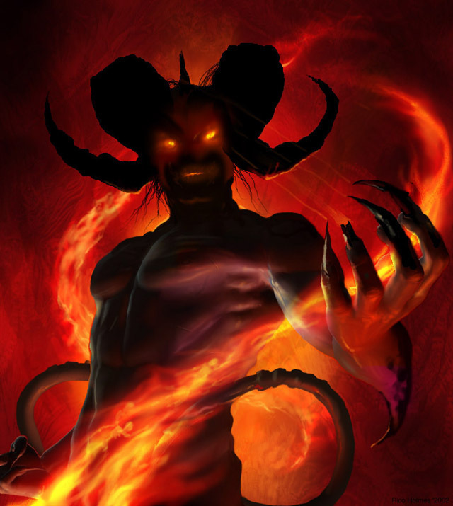 640x715 > Devil Wallpapers
