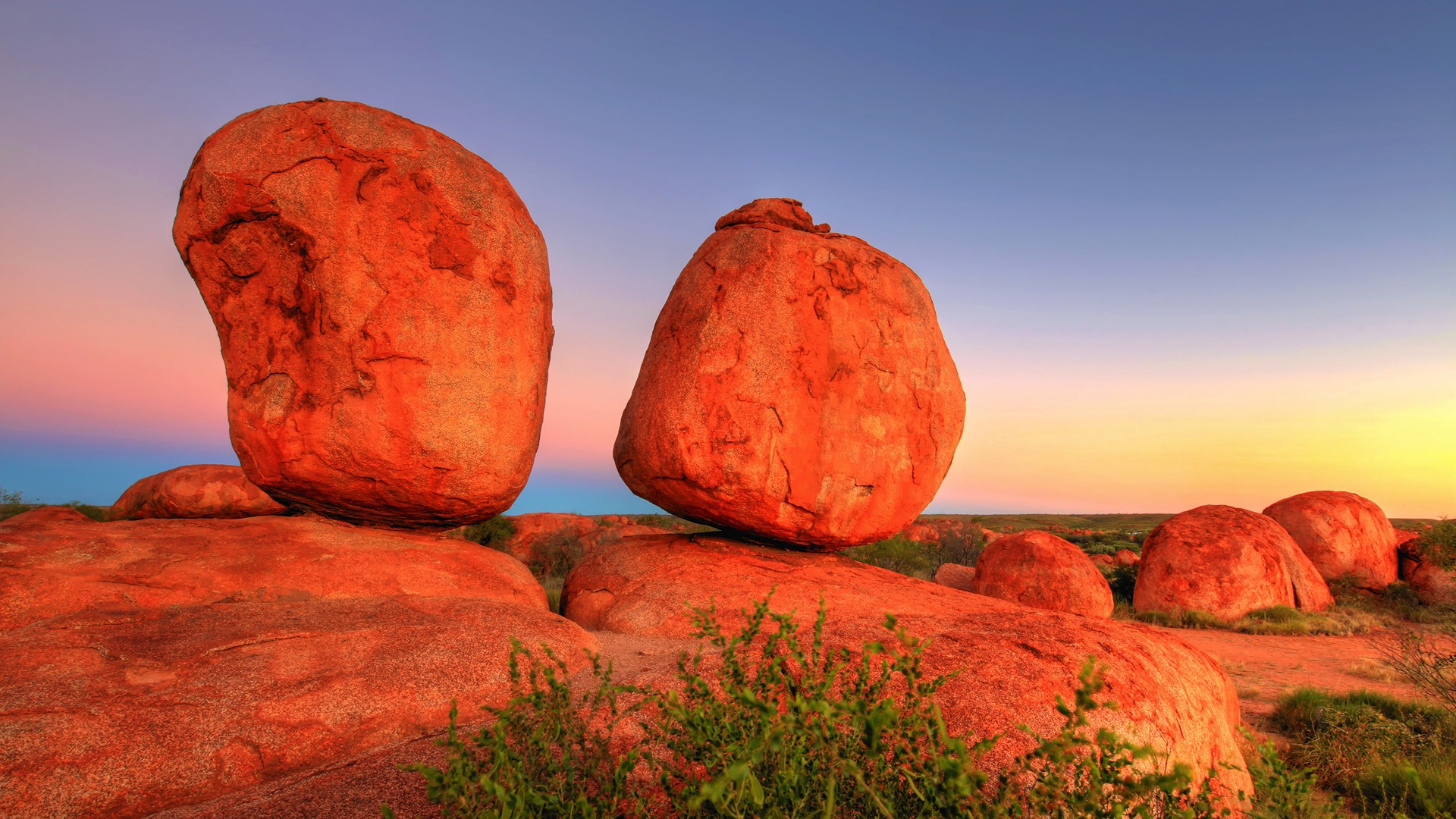 Devils Marbles Backgrounds, Compatible - PC, Mobile, Gadgets| 1920x1080 px