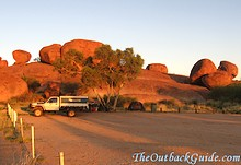 Nice Images Collection: Devils Marbles Desktop Wallpapers