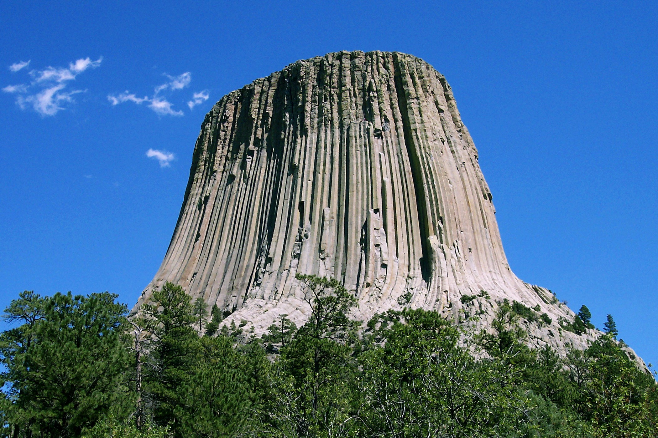 Nice wallpapers Devils Tower 2100x1400px