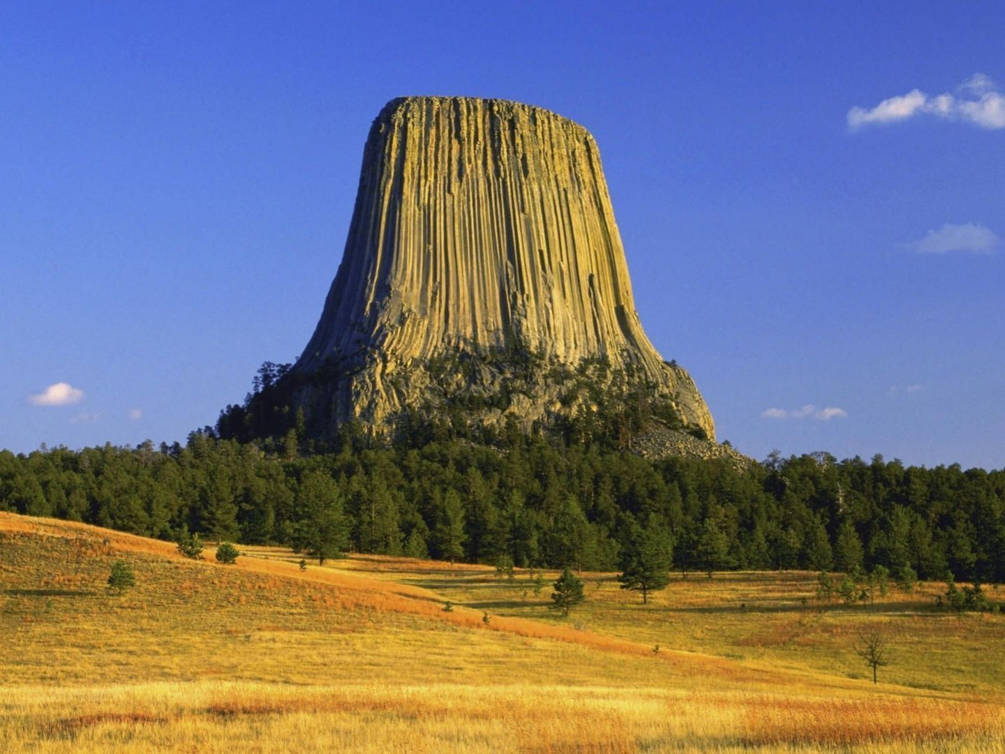 Nice Images Collection: Devils Tower Desktop Wallpapers