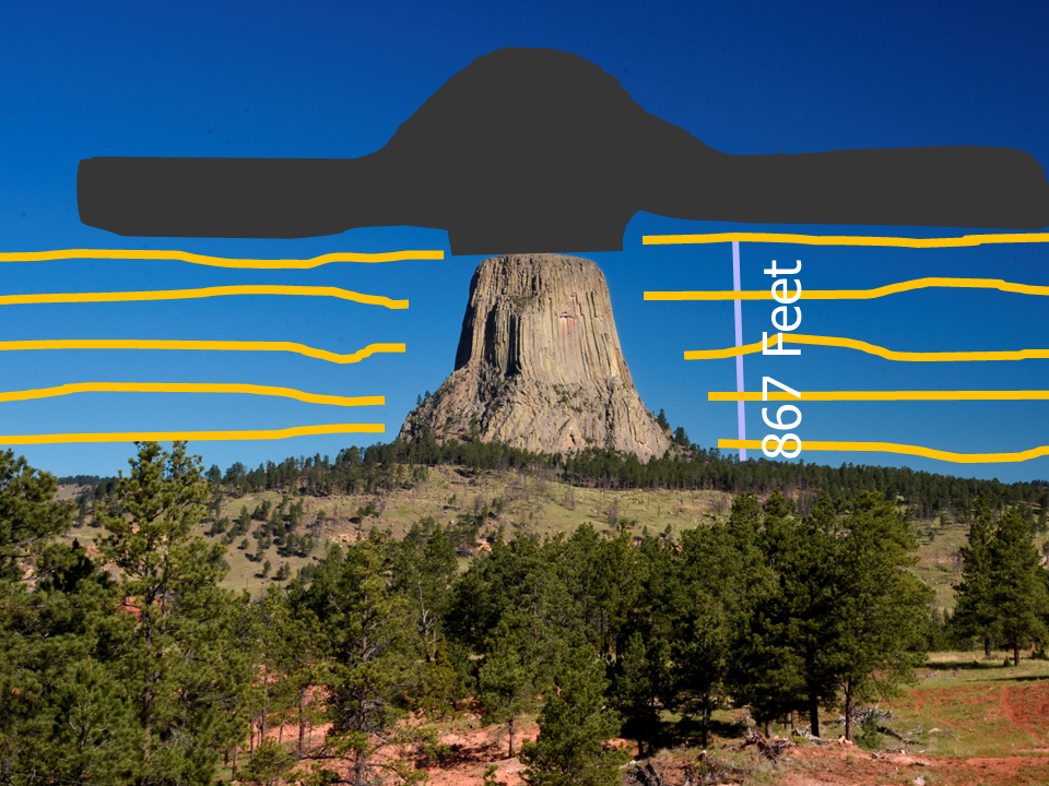 Devils Tower #17