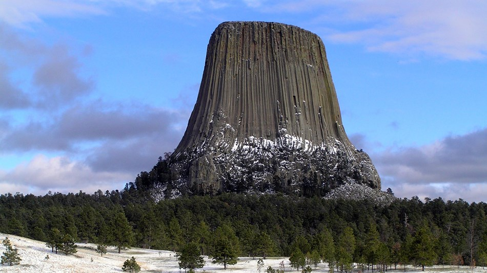 Devils Tower Pics, Earth Collection