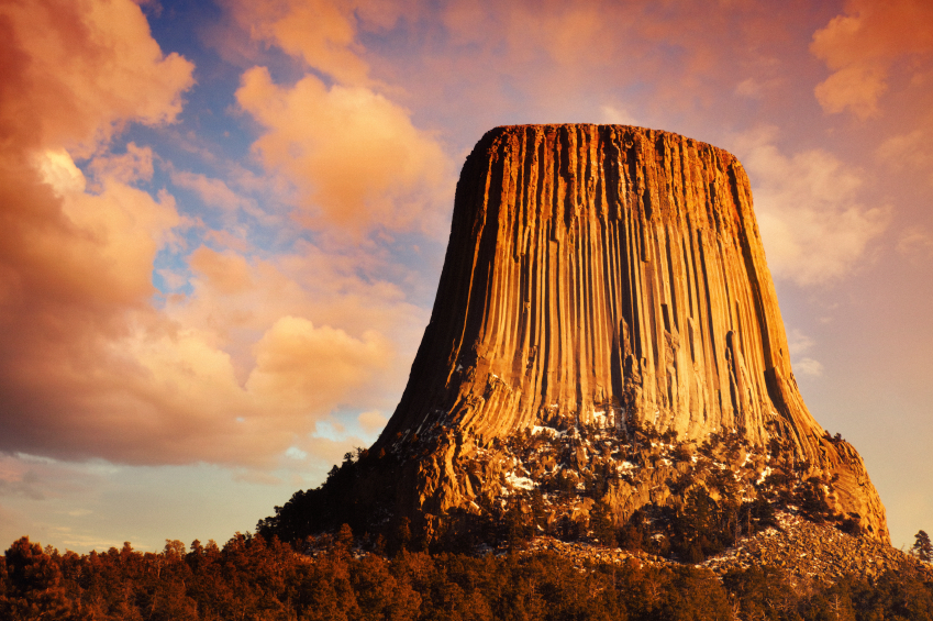 849x565 > Devils Tower Wallpapers