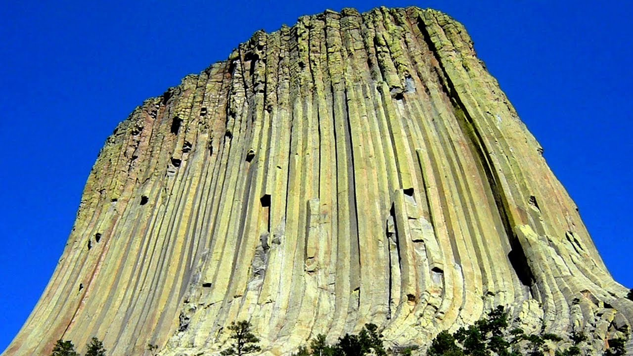 HD Quality Wallpaper | Collection: Earth, 1280x720 Devils Tower