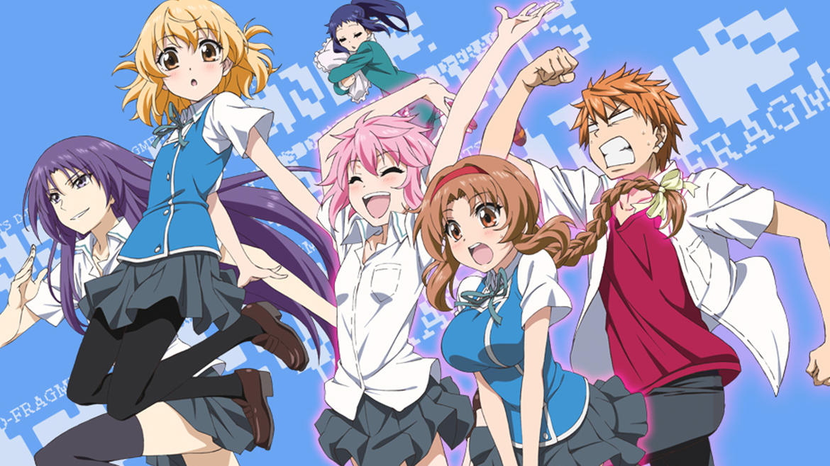 D-Frag! Backgrounds, Compatible - PC, Mobile, Gadgets| 1170x658 px