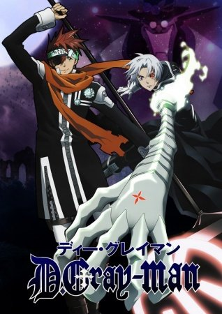 HD Quality Wallpaper | Collection: Anime, 318x450 D.Gray-man