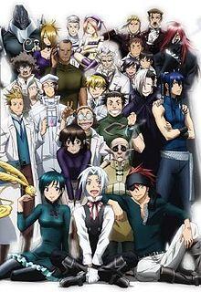 D.Gray-man Pics, Anime Collection