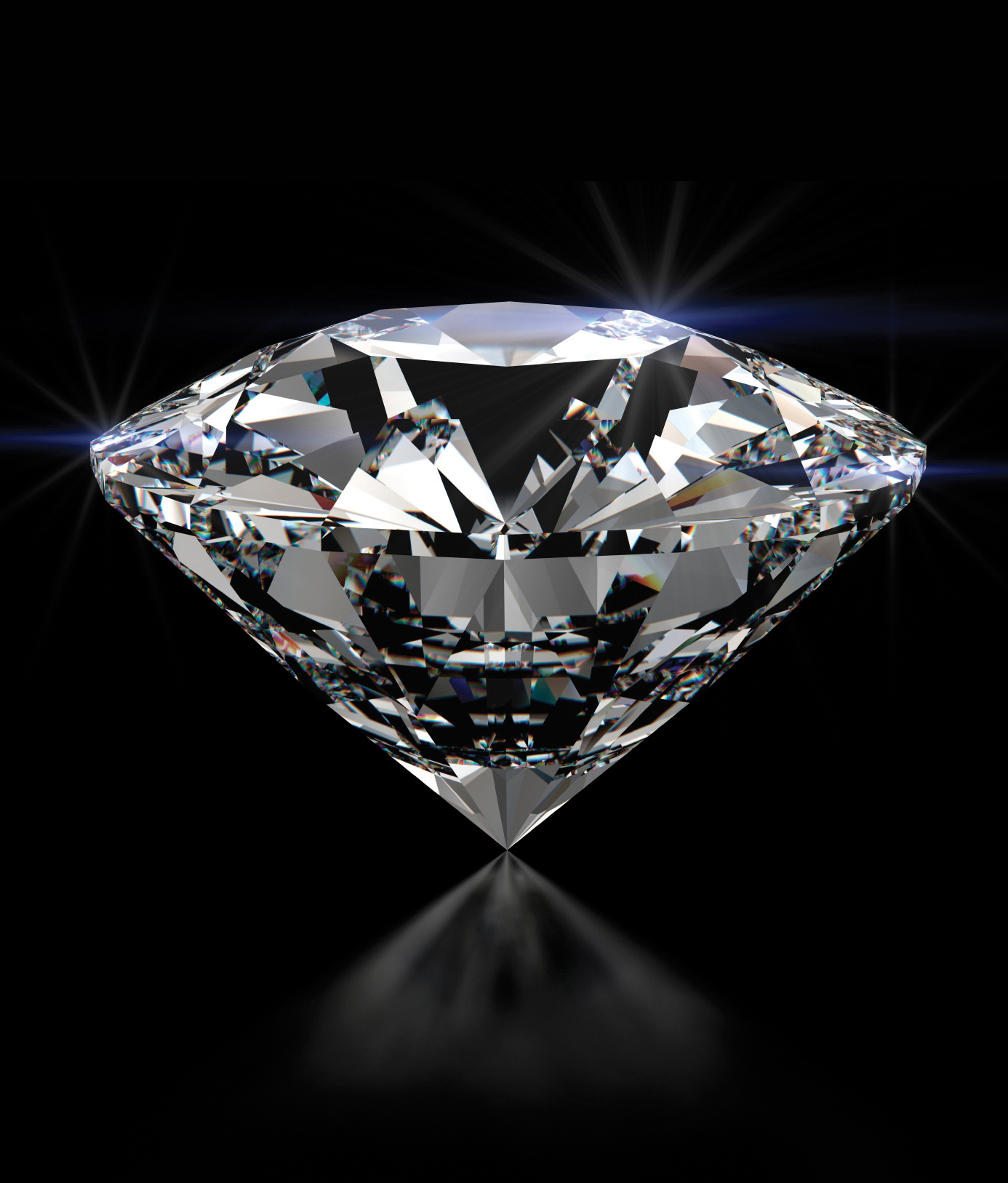 Nice wallpapers Diamond 1386x1626px