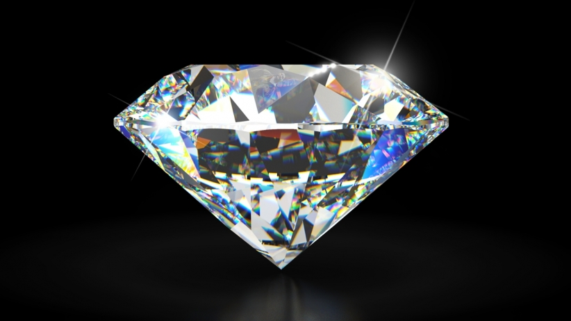 Diamond Backgrounds, Compatible - PC, Mobile, Gadgets| 822x462 px