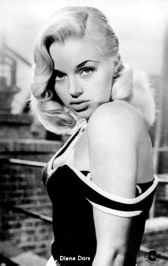 Diana Dors Pics, Celebrity Collection