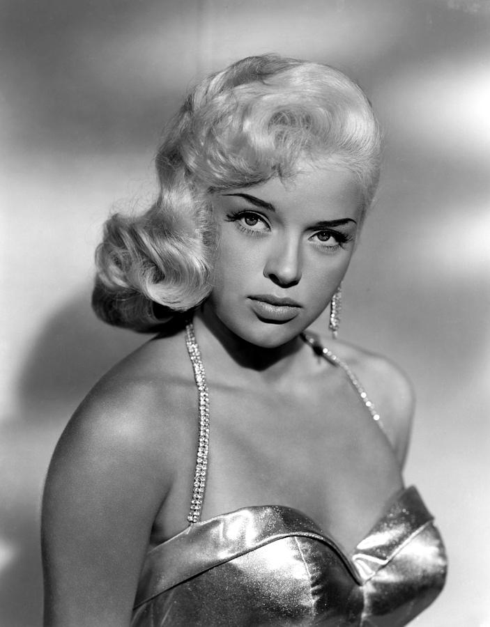 Nice Images Collection: Diana Dors Desktop Wallpapers