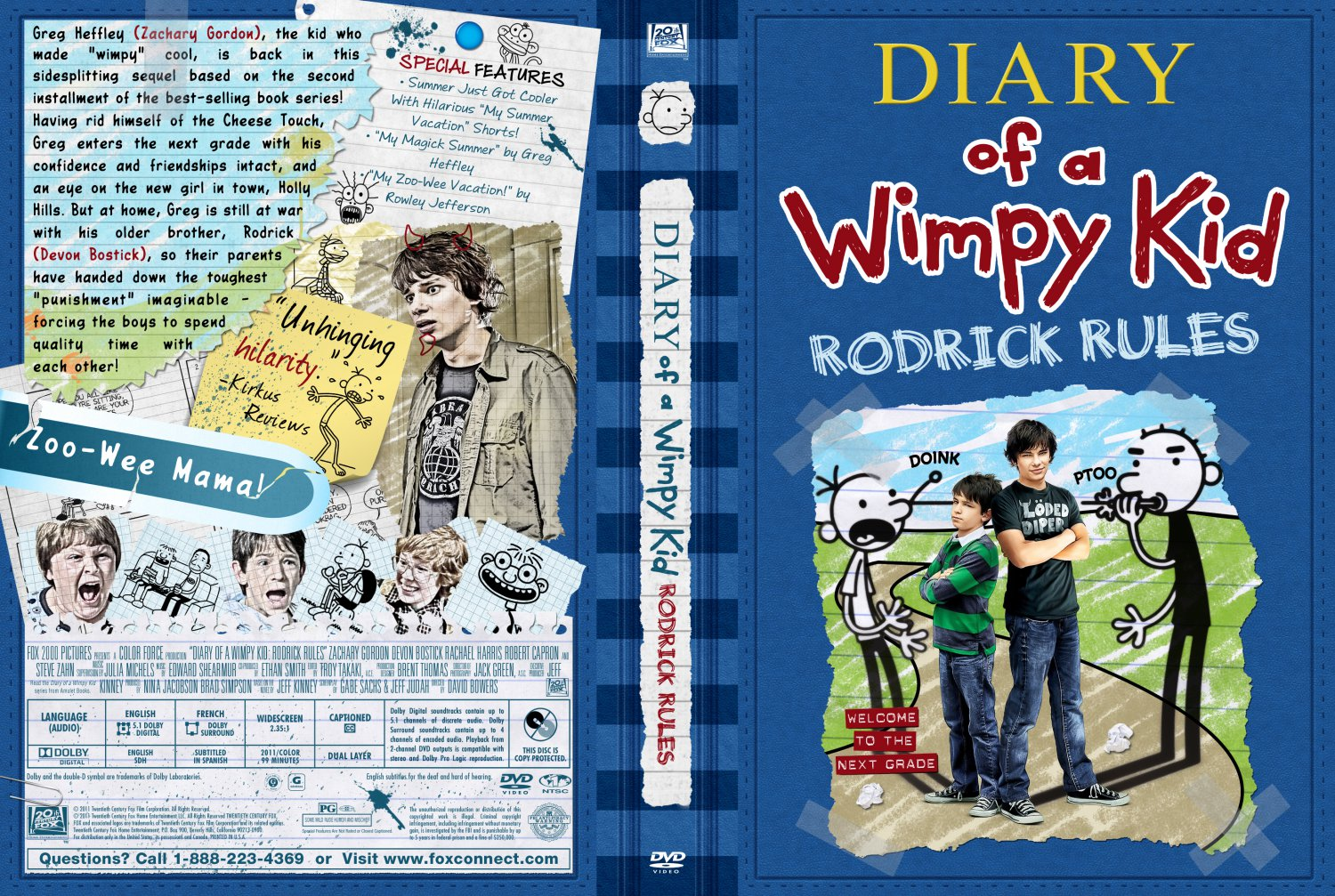 Diary Of A Wimpy Kid Rodrick Rules Wallpapers Movie Hq Diary Of A Wimpy Kid Rodrick Rules Pictures 4k Wallpapers 2019