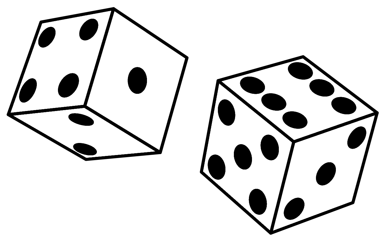 Dice Backgrounds on Wallpapers Vista