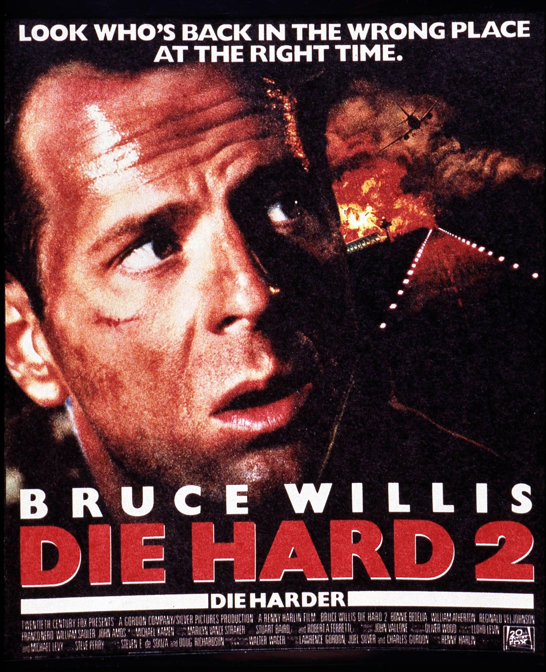 Die Hard 2 Wallpapers Movie Hq Die Hard 2 Pictures 4k Wallpapers 2019