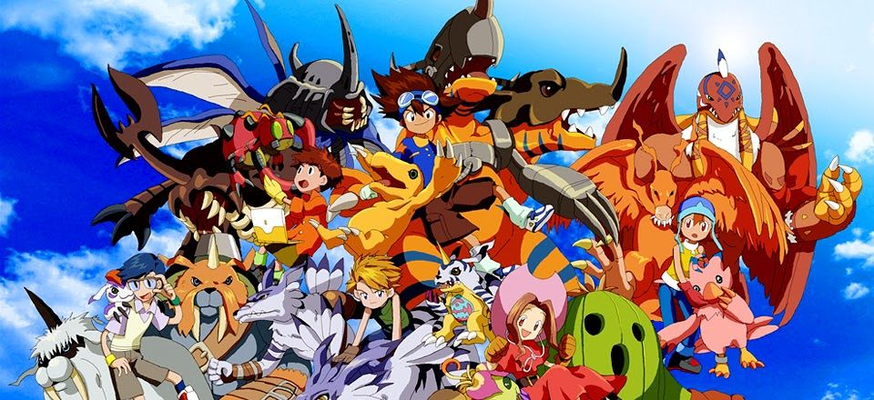 HQ Digimon pictures | 4K Wallpapers