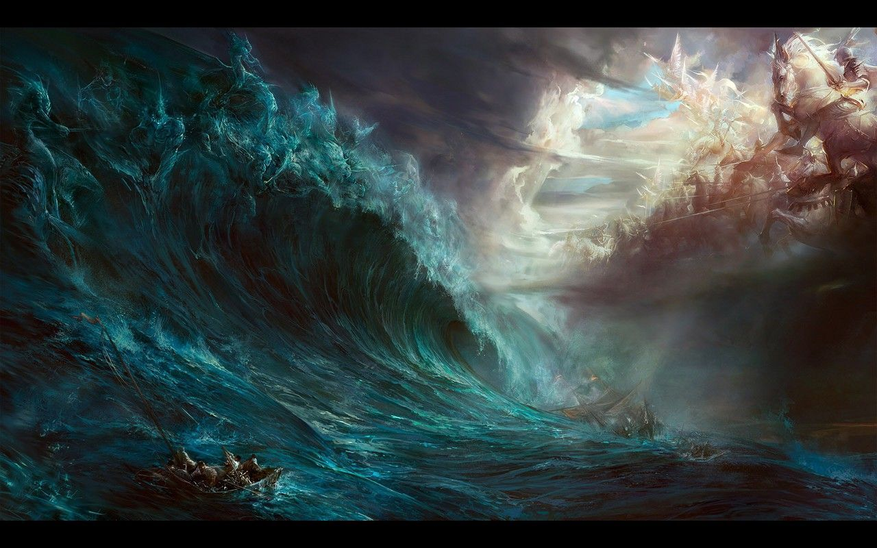 Amazing Digital Art Pictures & Backgrounds