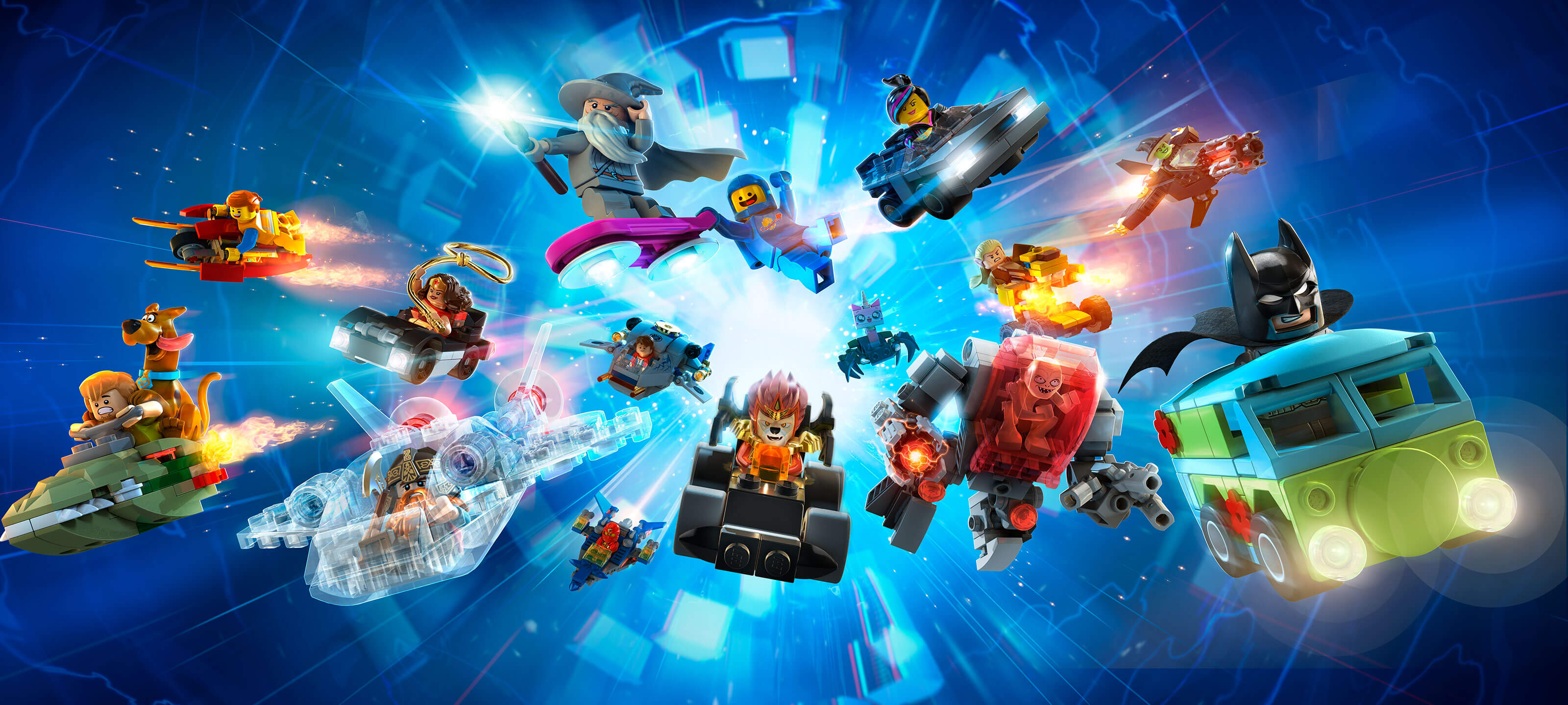 LEGO Dimensions Backgrounds, Compatible - PC, Mobile, Gadgets| 3200x1440 px
