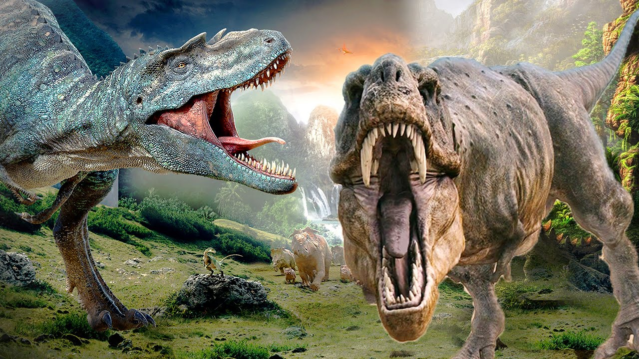 Nice Images Collection: Dinosaur Desktop Wallpapers