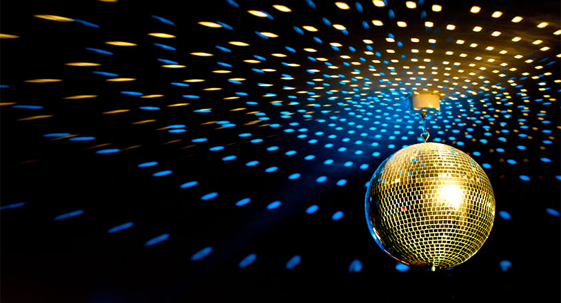 Nice Images Collection: Disco Ball Desktop Wallpapers