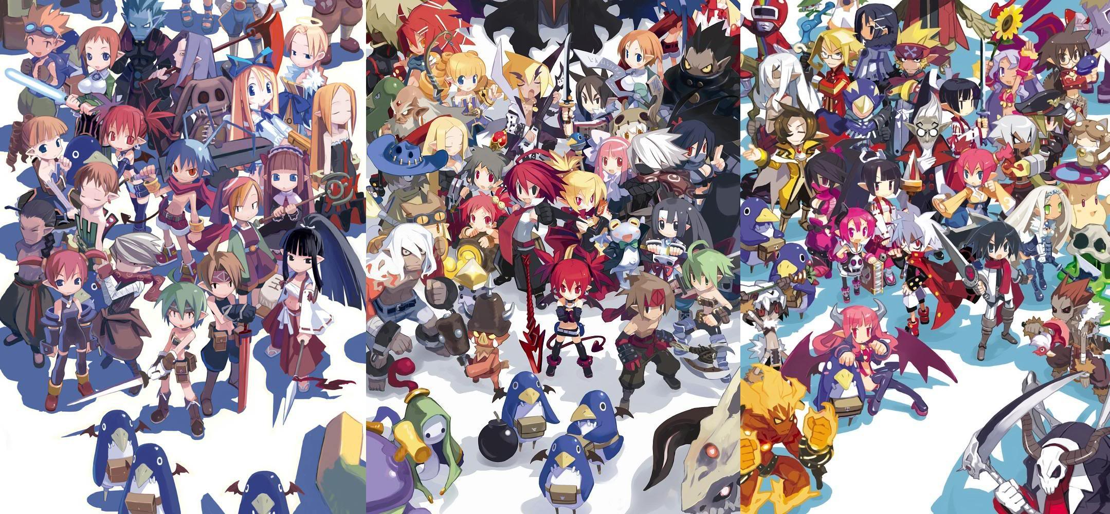 Disgaea wallpapers, Video Game, HQ Disgaea pictures | 4K