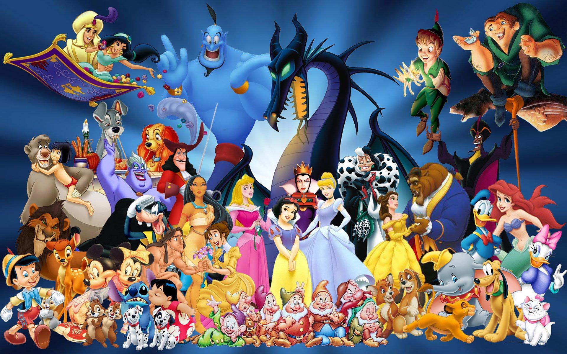 Disney Backgrounds, Compatible - PC, Mobile, Gadgets| 1920x1200 px