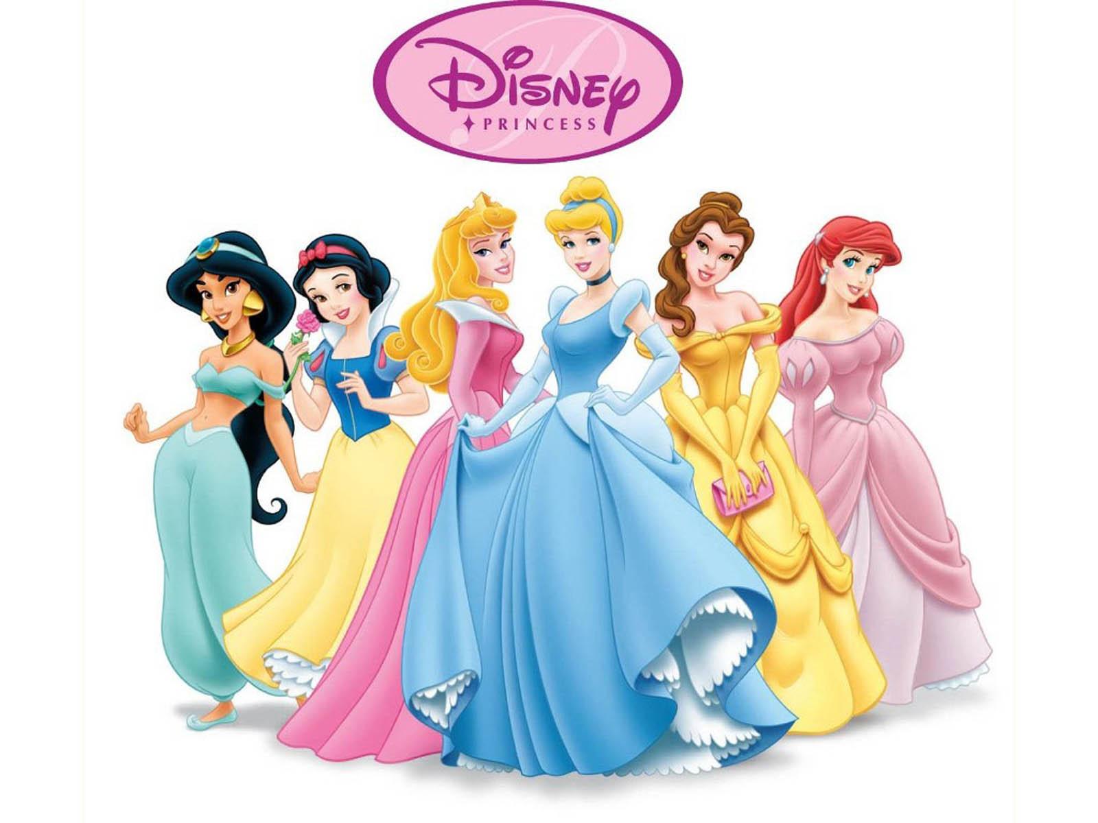 HD Quality Wallpaper | Collection: Cartoon, 1600x1200 Disney Princesses