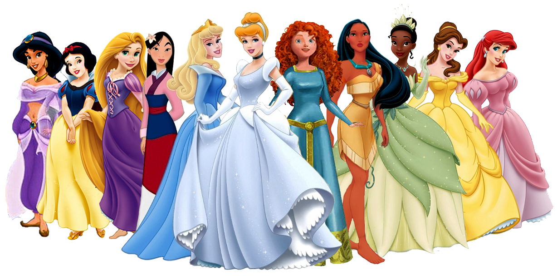 Nice wallpapers Disney Princesses 1228x608px