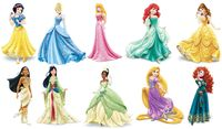 HQ Disney Princesses Wallpapers | File 6.81Kb