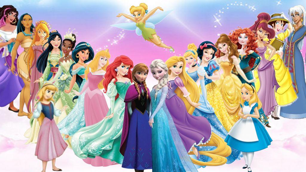 Amazing Disney Princesses Pictures & Backgrounds