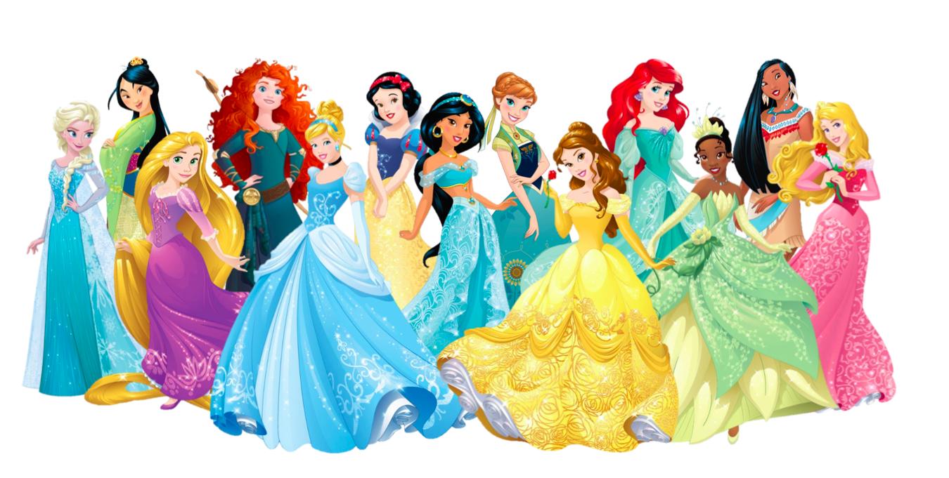 Disney Princesses Pics, Cartoon Collection