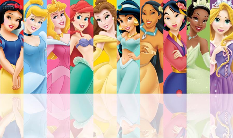 Disney Princesses Backgrounds, Compatible - PC, Mobile, Gadgets| 900x533 px