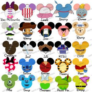 Disney Pics, Artistic Collection
