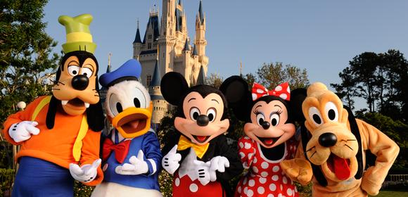 Disney Backgrounds, Compatible - PC, Mobile, Gadgets| 580x280 px