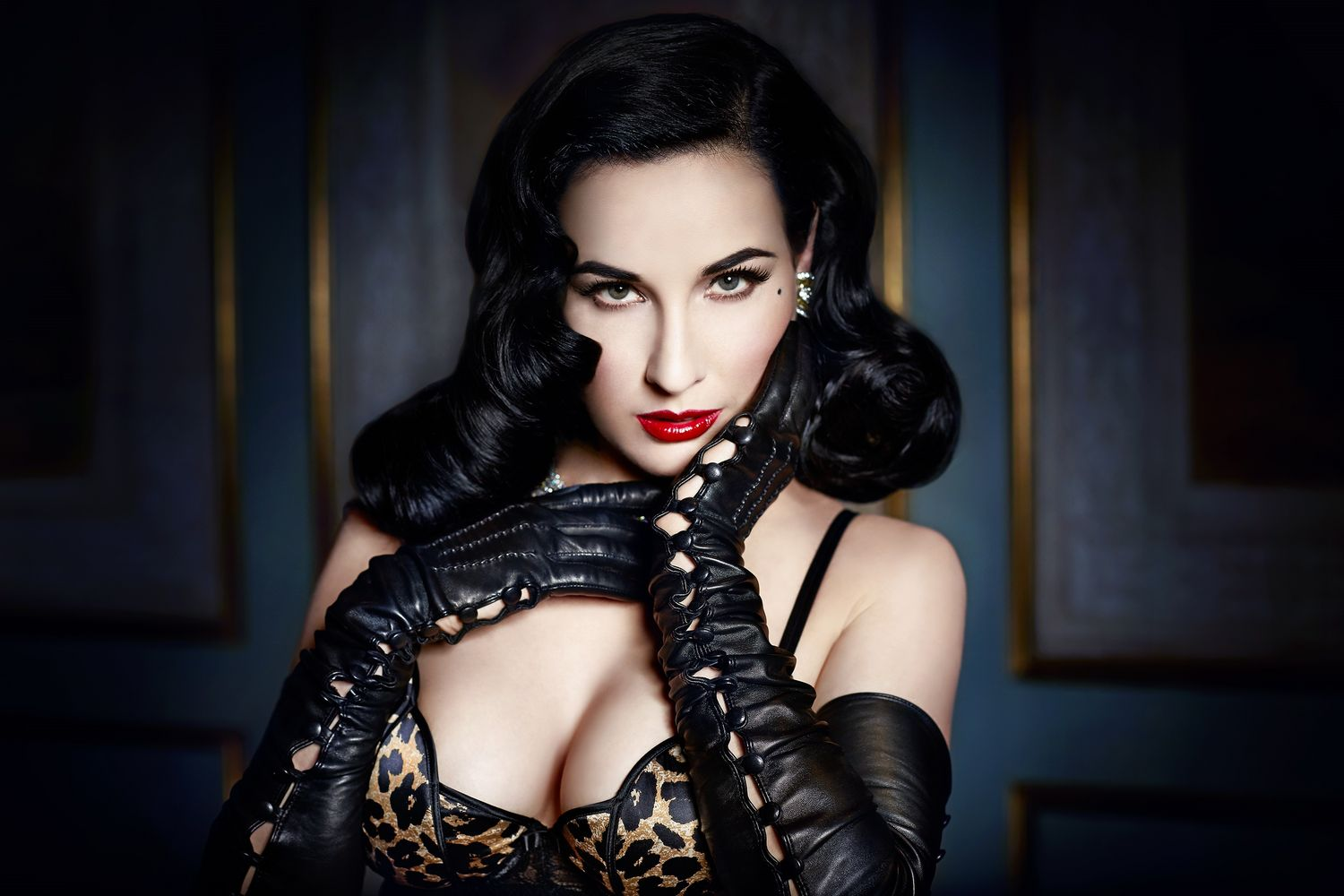 Dita Von Teese Backgrounds, Compatible - PC, Mobile, Gadgets| 1500x1000 px