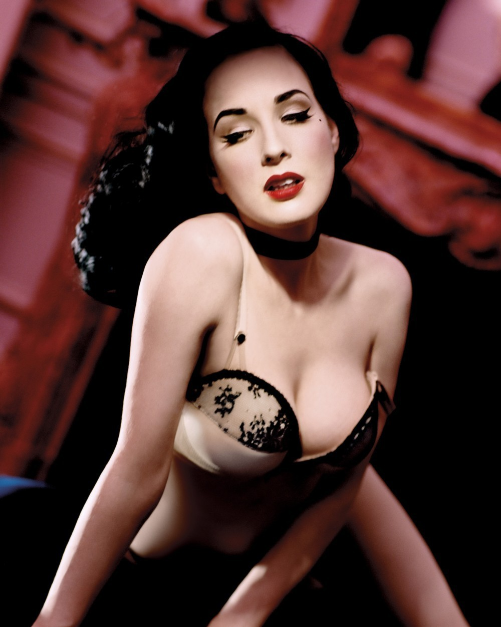 Dita Von Teese Backgrounds, Compatible - PC, Mobile, Gadgets| 1000x1251 px