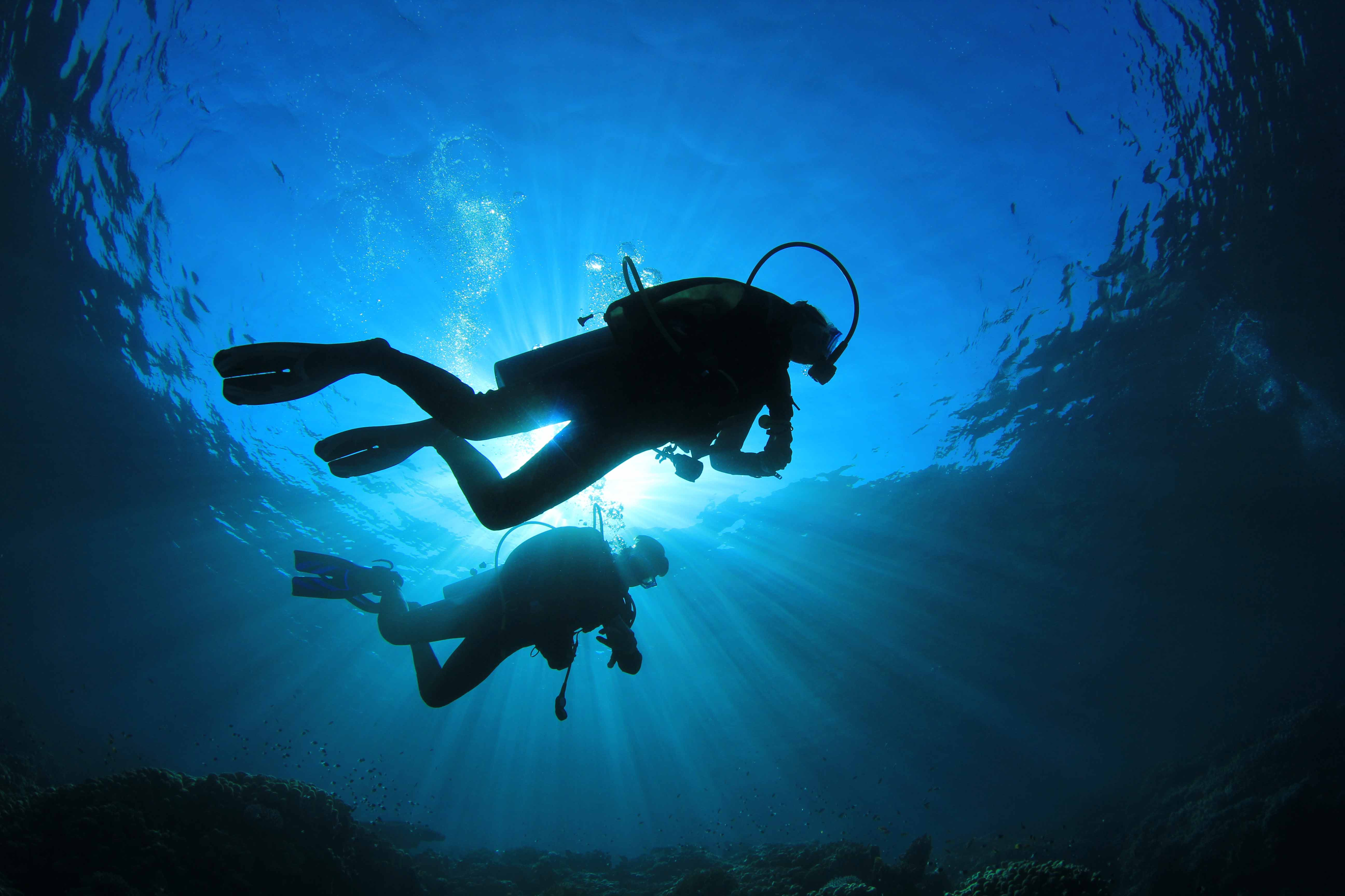 Nice wallpapers Diving 5184x3456px