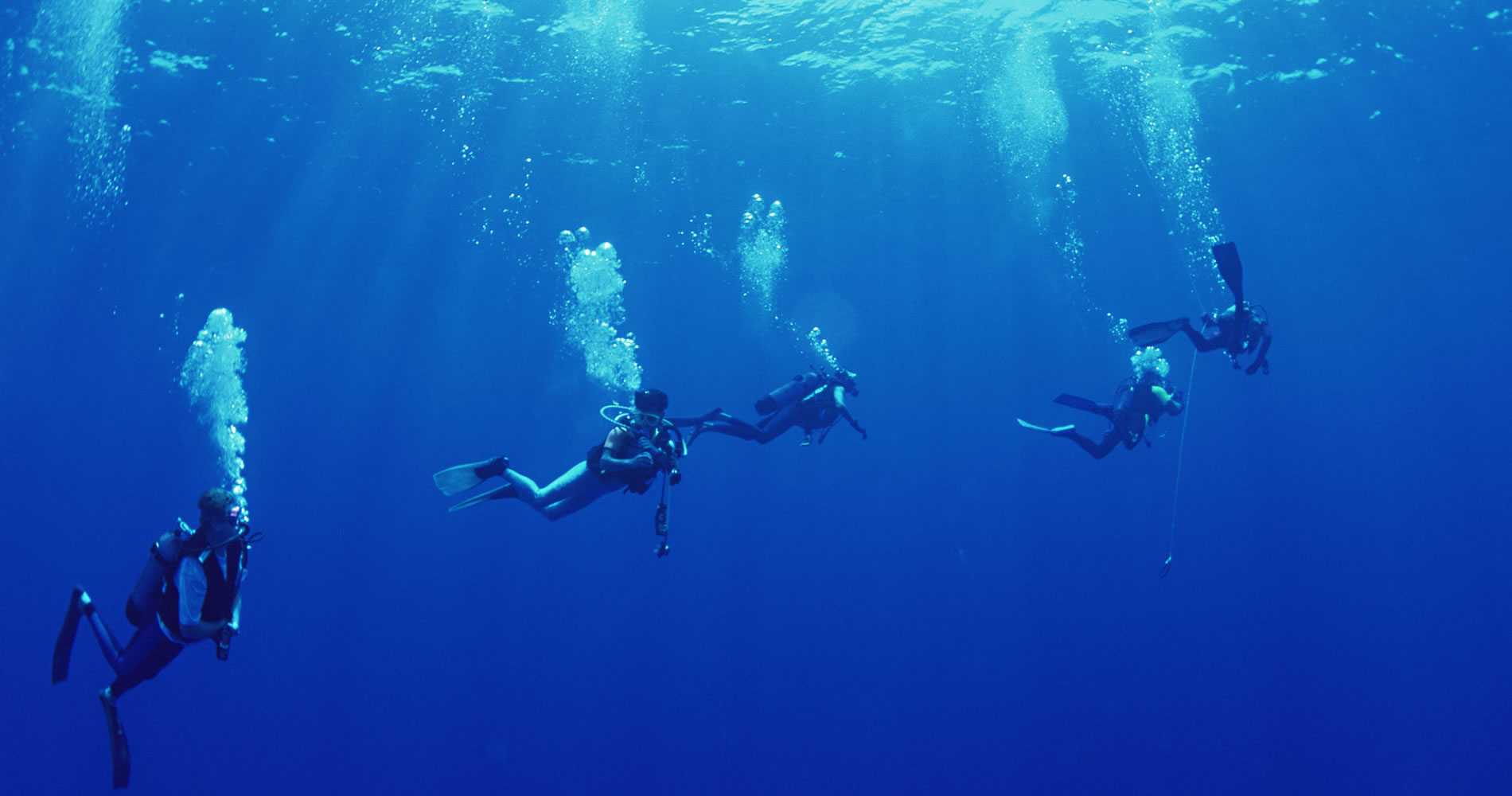 High Resolution Wallpaper | Diving 1900x1000 px
