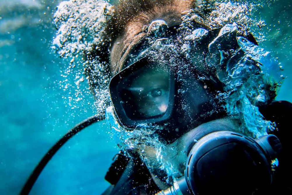 Amazing Diving Pictures & Backgrounds