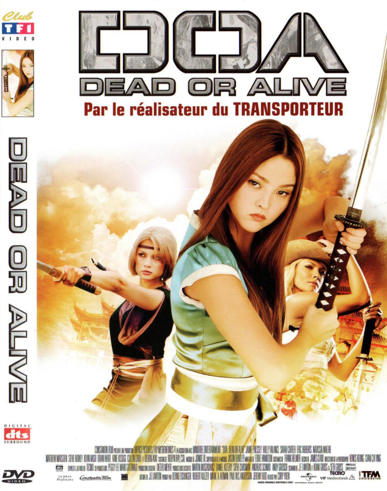 doa dead or alive movie download