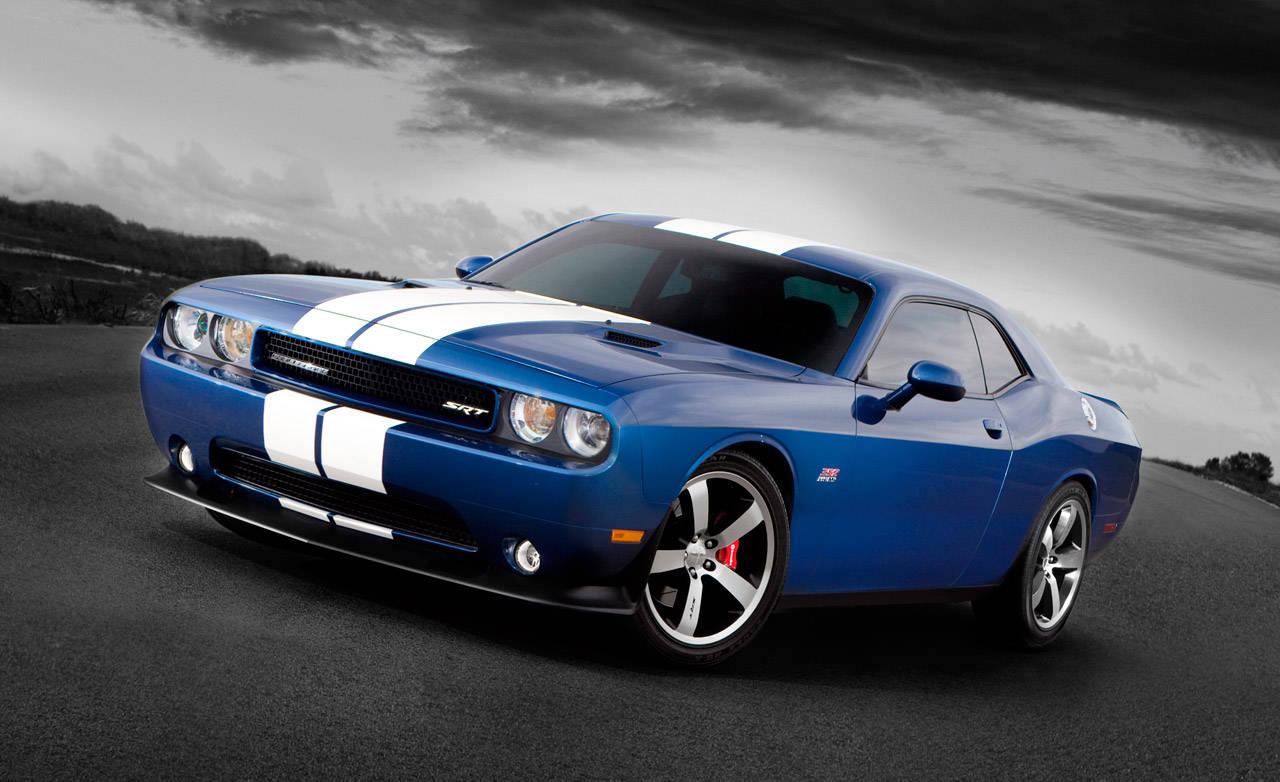 Nice wallpapers Dodge Challenger SRT8 1280x782px