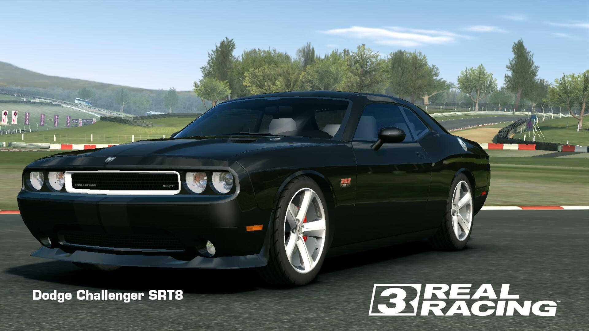 Amazing Dodge Challenger SRT8 Pictures & Backgrounds
