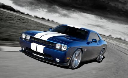 Nice Images Collection: Challenger SRT8 392 Desktop Wallpapers