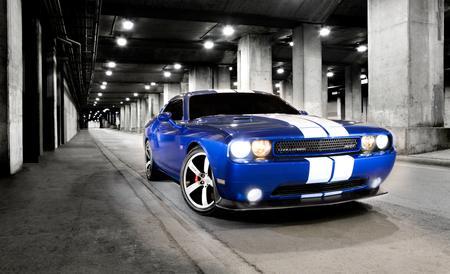 HQ Dodge Challenger SRT8 Wallpapers | File 23.64Kb