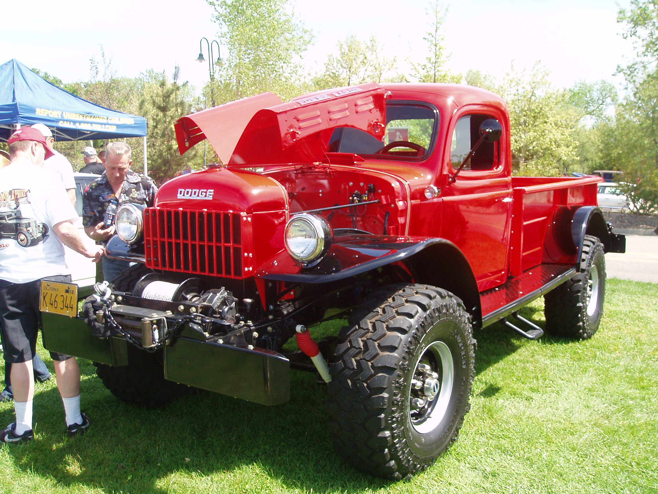 Dodge Power Wagon Wallpapers Vehicles Hq 1954 Crew Cab Hd Quality Wallpaper Collection 2272x1704