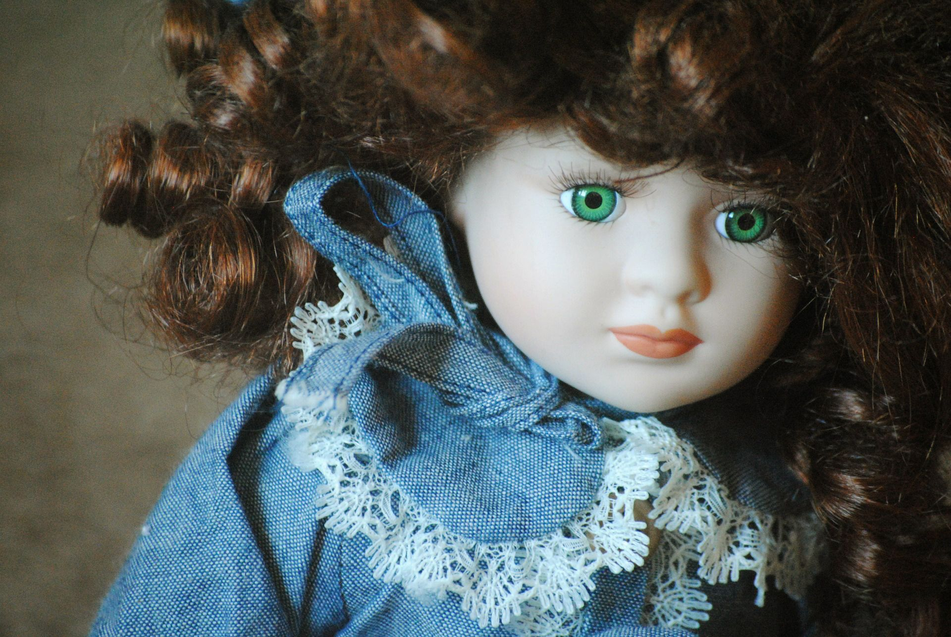 Nice Images Collection: Doll Desktop Wallpapers