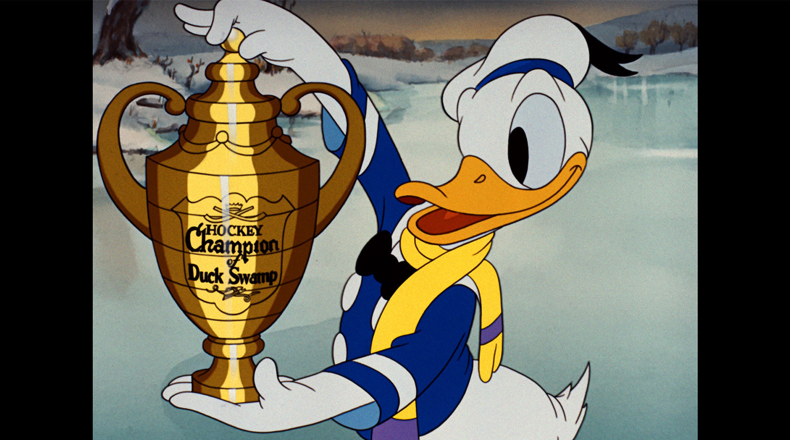 Nice Images Collection: Donald Duck Desktop Wallpapers