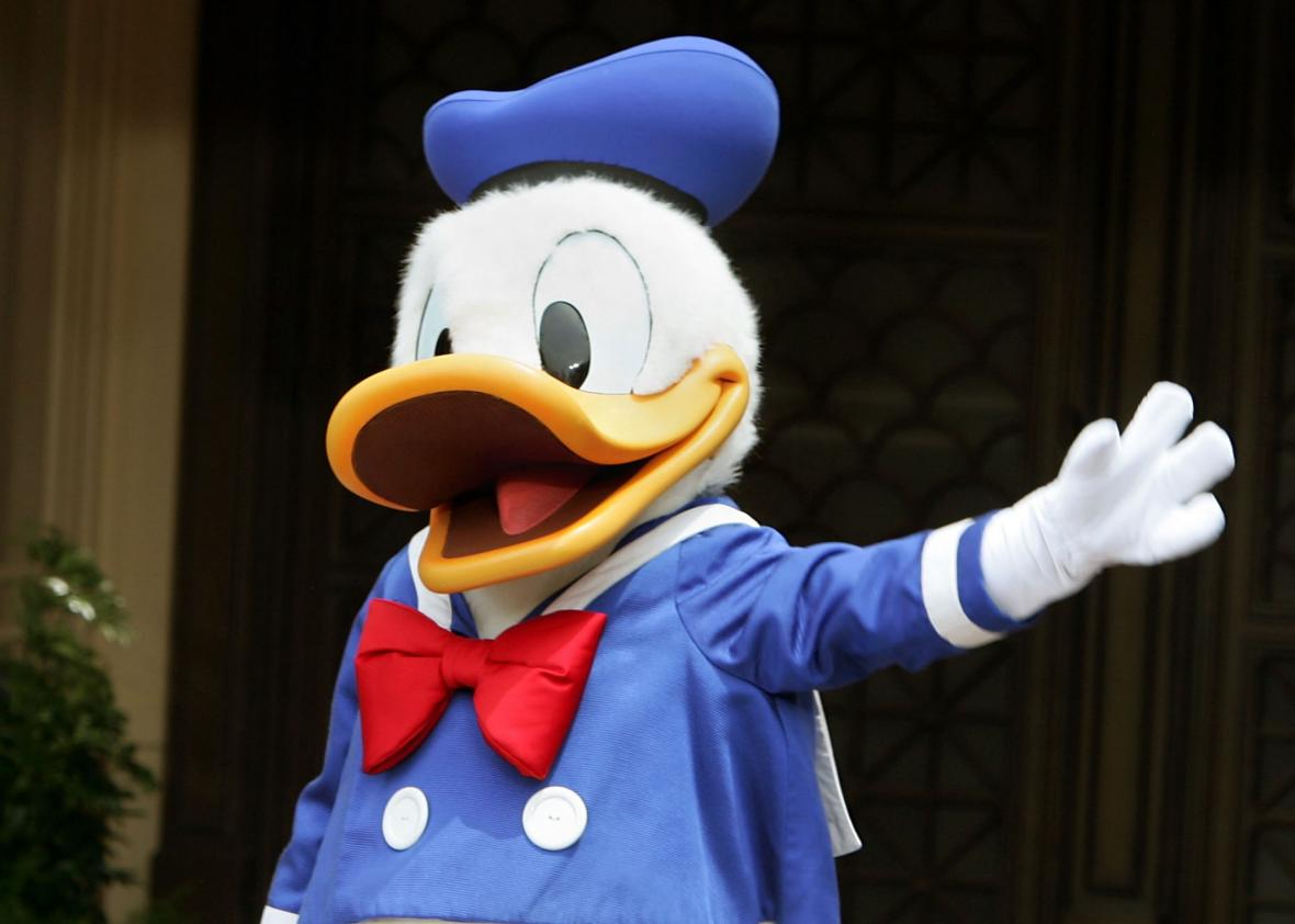 High Resolution Wallpaper | Donald Duck 1180x842 px